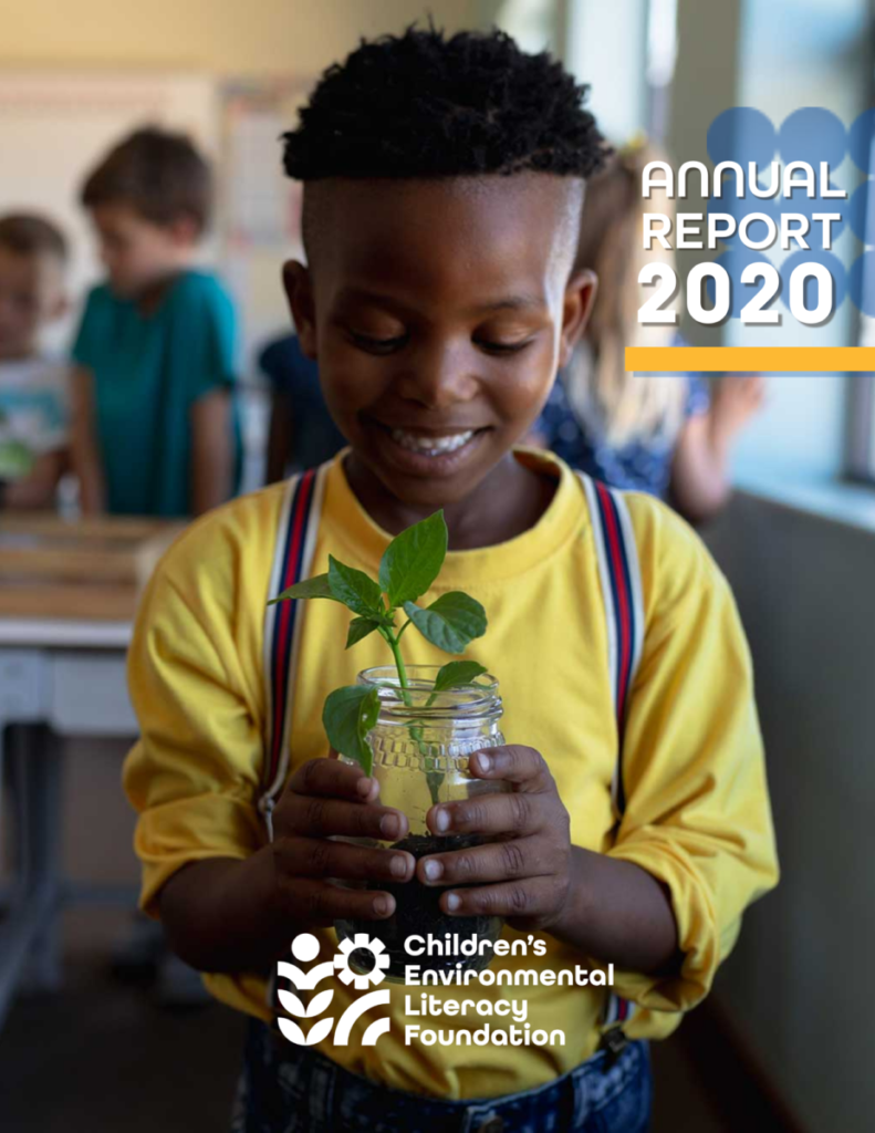 CELF FY20 Annual Report Cover